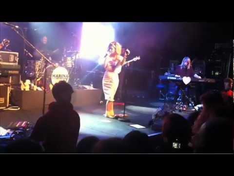 Marina and the Diamonds Cambridge part 3
