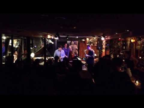 Smalls Jazz Club,  West Village, NYC.