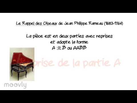 Jean-Philippe Rameau - Le Rappel des Oiseaux