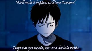 Yuri on Ice!! Opening Full|History Maker-Dean Fujioka|Sub español-Lyrics English
