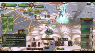 Allods - Monsters inc. vs Clockwork Knight (Eclipse) 1st server kill