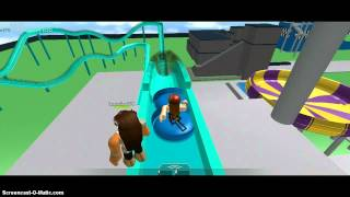 tirage au parc aquatique-Roblox