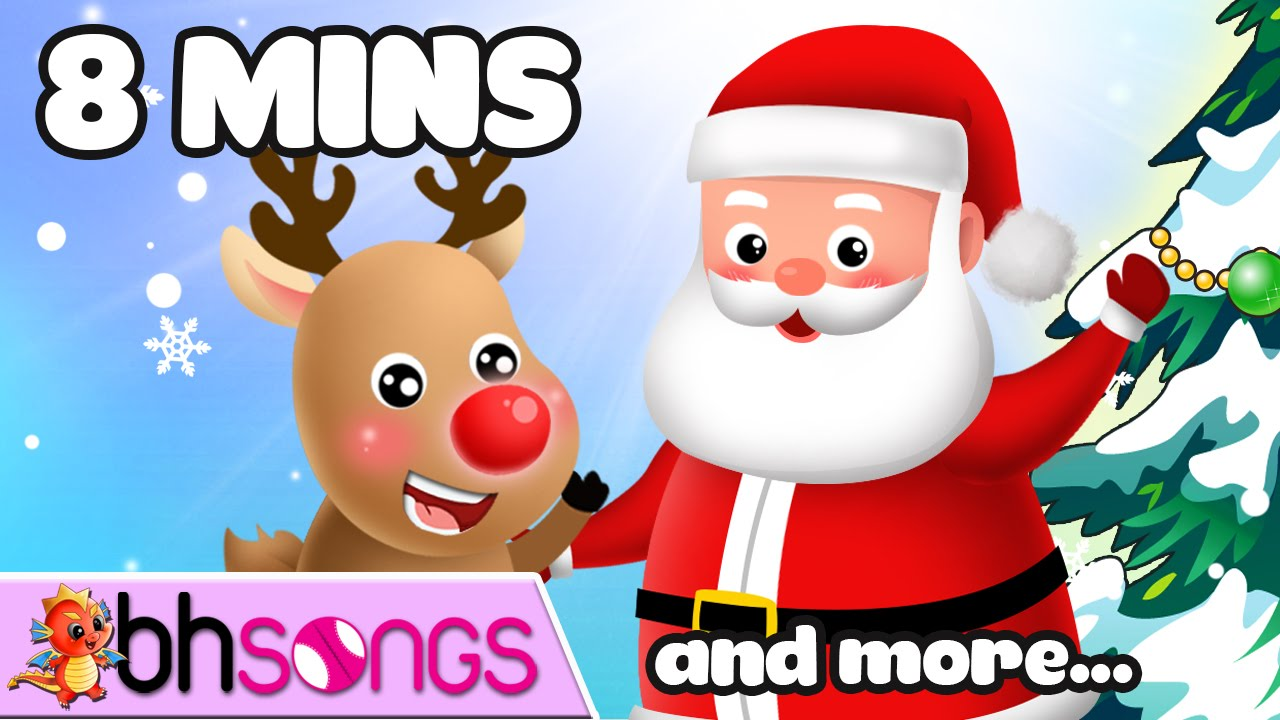 Uncategorized Rudolph The Red Nosed Reindeer Song Video merry christmas and rudolph the red nosed reindeer song for children video 4k