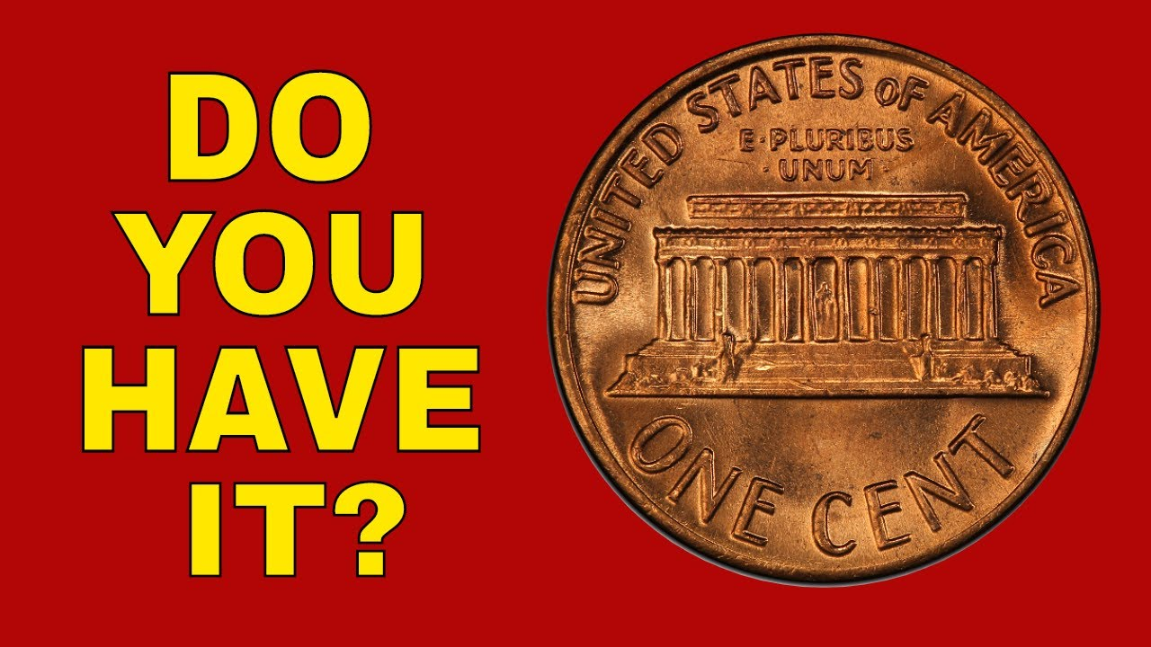 1969D penny worth money! Rare penny variety you should know about!