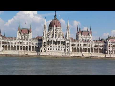 Trip to Budapest, Hungary, Full HD resolution, Travel 2017, Quick City Tour Overview, Part  3