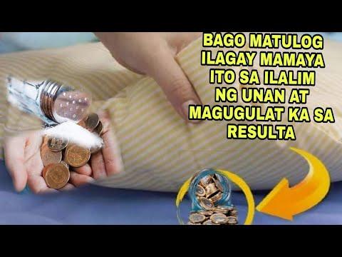 BAGO MATULOG ILAGAY MAMAYA ITO SA ILALIM NG UNAN AT MAGUGULAT KA SA RESULTA-APPLE PAGUIO1