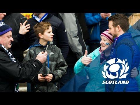 Scotland v Italy | Behind the Scenes