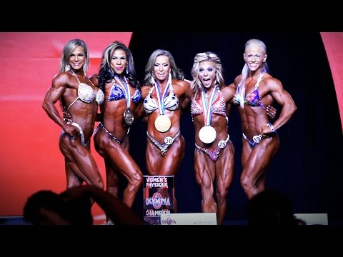 Road To The 2016 Olympia - Finals - Ms Physique Olympia Contest