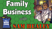 Family business card game review youtube 856 reheart Image collections