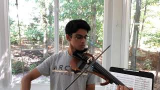 Sucker by the Jonas Brothers Violin Cover