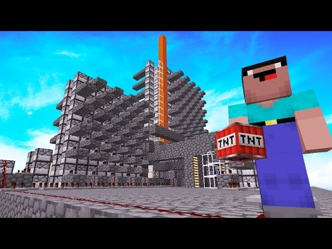 how to make a tnt cannon in minecraft wii u