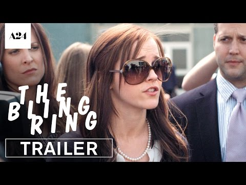 The Bling Ring    HD  A24