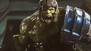 Халк против Тора