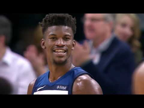 Timberwolves TRADE Jimmy Butler to 76ers for Dario Saric, Covington!