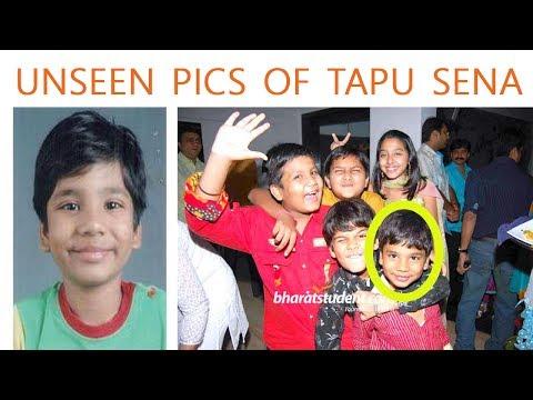 टपू सेना की अनदेखी फोटोज || UNSEEN Pics Of TAPU SENA || THAT U Haven't Seen Before