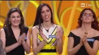 Reazione a Catena di sera 2° puntata 02/09/16 Cocche di Nonna vs Cicloni