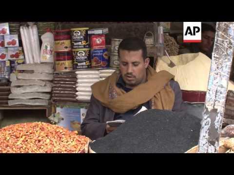 Power struggles, Houthi capture of Sanaa and economic problems mark Yemen's 2014