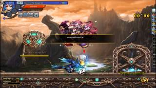「Grand Chase Eternal」[INGC] Pet Chunryonga / Dark Sirius MP and Damage Test