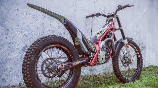 РОЖДЕНИЕ ТРИАЛА / ep.6 / Триальный мотоцикл. Разборка, ремонт и сборка.