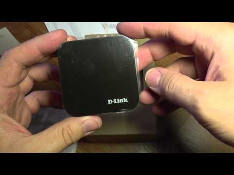 D-Link DUB-H4 Powered USB Hub