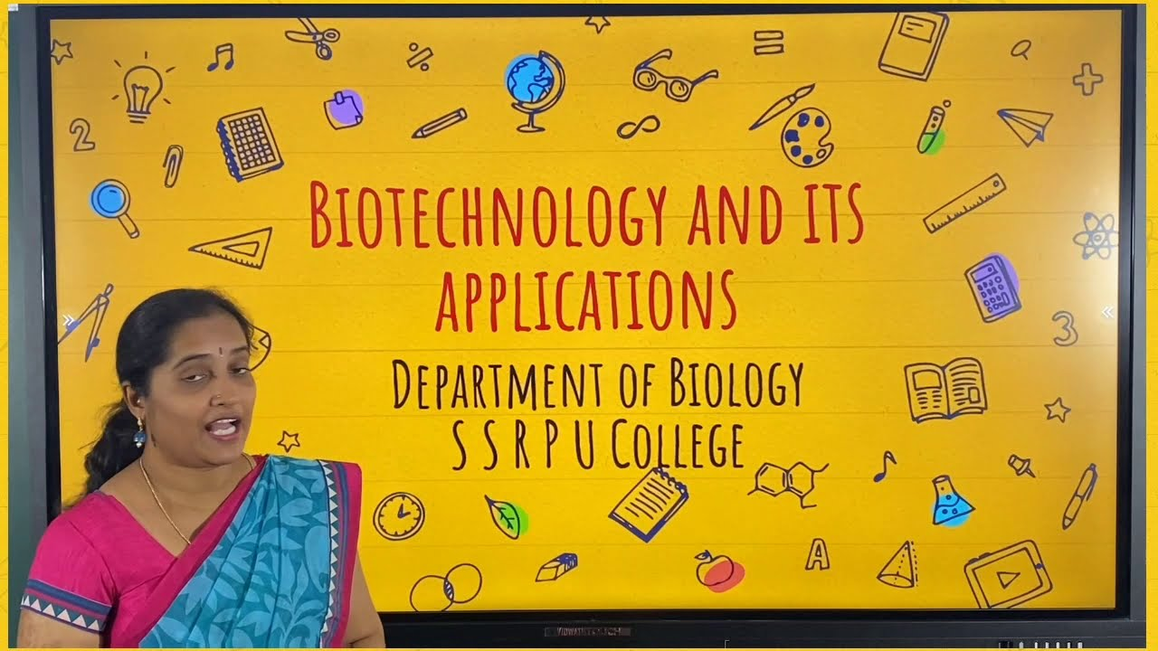 II  PUC | BIOLOGY | BIOTECHNOLOGY AND ITS APPLICATIONS - 02