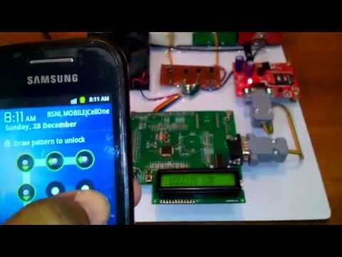GSM Based Remote Smart Home Automation System HAS Using Android App   Inventor for Android Smart Mob