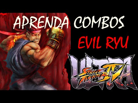 Ultra Street Fighter 4: Evil Ryu, aprenda combos e técnicas
