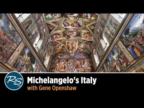 Michelangelo's Italy