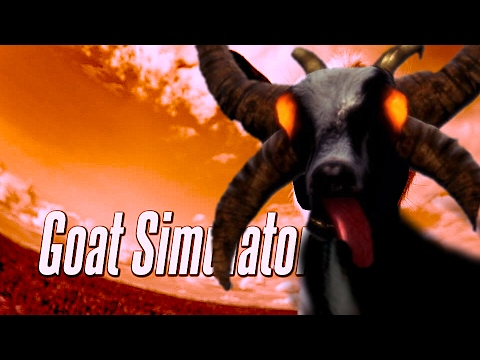 Evil Goat Goat Simulator