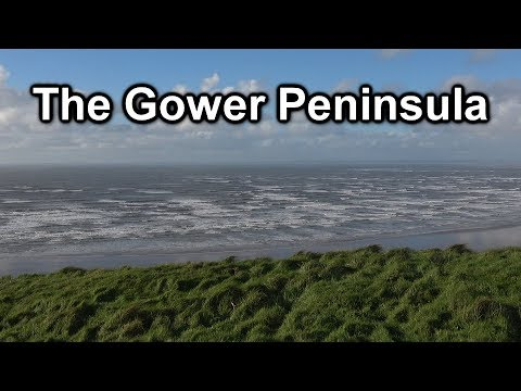 Vlog 28: Campervan trip to the Gower Peninsula