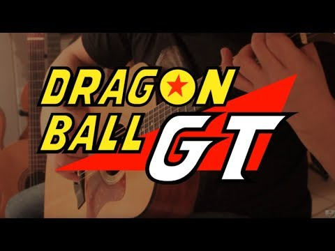 """Dragon Ball GT """"Opening Theme"""" on Fingerstyle by Fabio Lima HQ"""