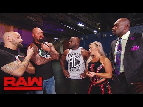 Luke Gallows & Karl Anderson mock Titus Worldwide: Raw, Dec. 11, 2017