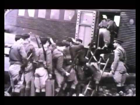 A Sangre y Fuego Malaga 1936