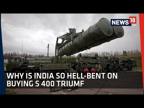 S 400 Defence Deal Between India And Russia | All You Need to Know
