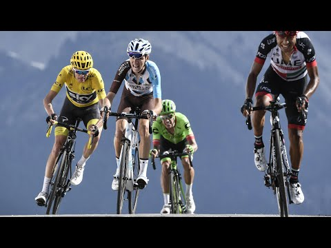 Tour de France: Barguil conquers the Col d'Izoard as Froome retains yellow
