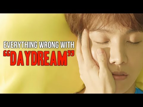 Everything Wrong With J-Hope - Daydream