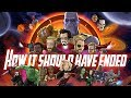 How Avengers Infinity War Should Have Ended   Animated Parody