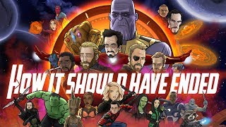 How Avengers Infinity War Should Have Ended - Animated Parody thumbnail