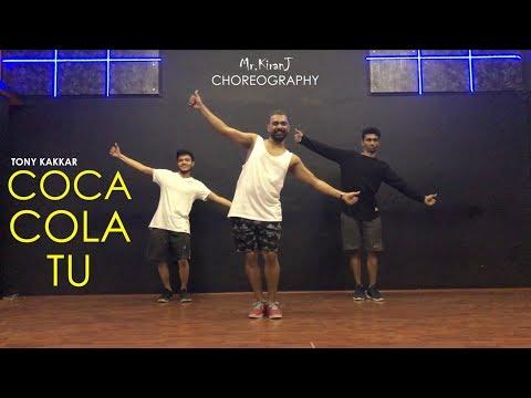 Coca Cola Tu | Tony Kakkar Ft. Young Desi | Kiran J | DancePeople Studios