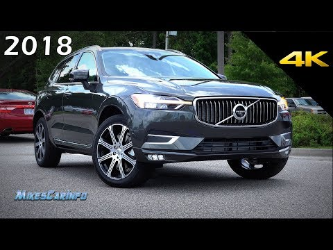 2018 Volvo XC60 T6 AWD Inscription LOADED