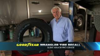 The Edwards Law Firm Video - Goodyear Wrangler Tire Recall   The Edwards Law Firm