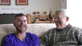 Men Kintting Podcast #4 With Carson Demers Talking Knitting Ergonomics & Comfort