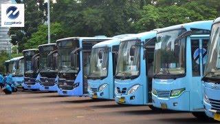 Download Video Peluncuran bus Transjakarta dan Kopaja baru - Inauguration of new Transjakarta BRT bus fleet MP3 3GP MP4