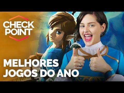 ODISSEIA, BAFÃO E FORMULA SOULS NAS MELHORES NOTAS DE 2017 - Checkpoint!