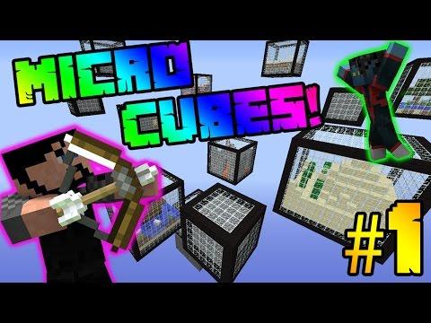 NUEVO MAPA, NUEVA SERIE !!! |  Micro Cubes Con Viciosin
