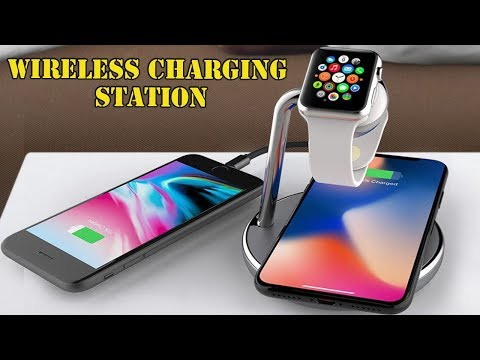 Top 5 Wireless Charging Station You Can Buy on Amazon