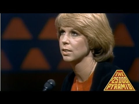 $25,000 Pyramid  Vicki's Fed Up With Dick's Clues Nov. 23, 1982