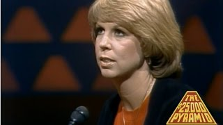 $25,000 Pyramid - Vicki's Fed Up With Dick's Clues (Nov. 23, 1982)