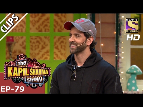 Super Star Hrithik Roshan in Kapil's Interview Couch – The Kapil Sharma Show - 4th Feb 2017