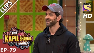 Super Star Hrithik Roshan in Kapil's Interview Couch - The Kapil Sharma Show - 4th Feb 2017